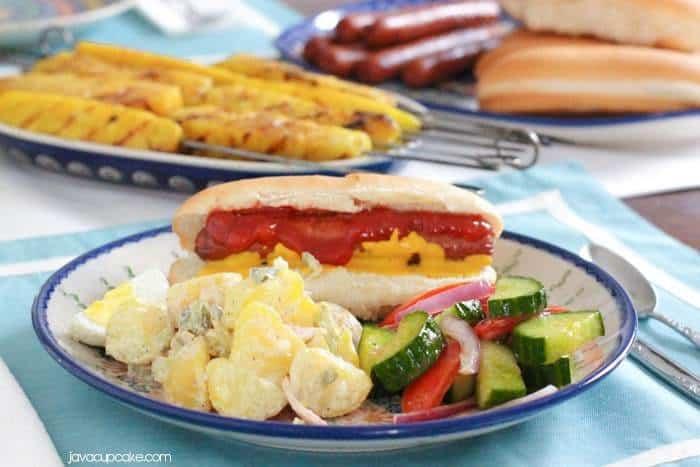 Summer Sides for your Next BBQ | JavaCupcake.com