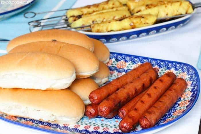 Summer Sides for your Next BBQ | JavaCupcake.com #greatergrilling #HebrewNational