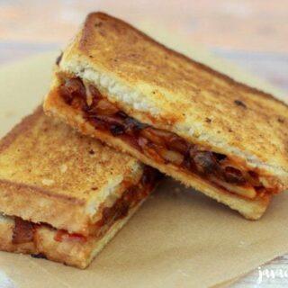 Emmentaler Grilled Cheese Sandwich