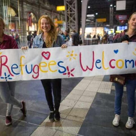 Donations for Refugees in Germany