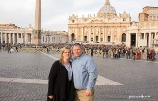 A Life Changing Pilgrimage to Rome and the Vatican