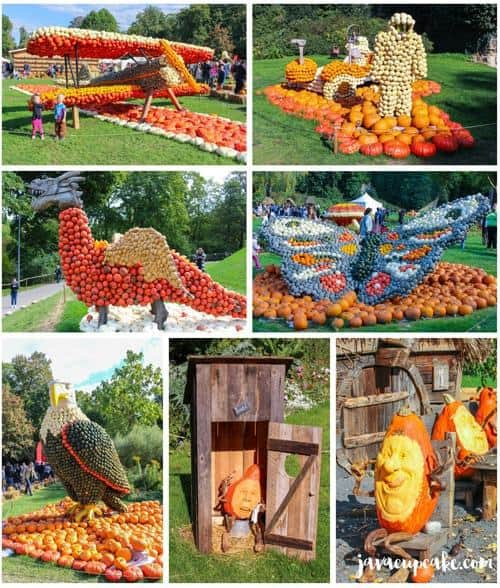 13 Scrumptious Eats at the Ludwigsburg Pumpkin Festival | JavaCupcake.com