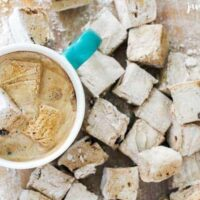 Candied Coffee Marshmallows