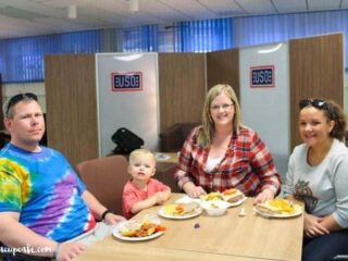 Marie Calender's Comforts from Home Program helps to support USO Operation Celebration. Share your comforts of home and support the USO! | JavaCupcake.com #comfortsfromhome