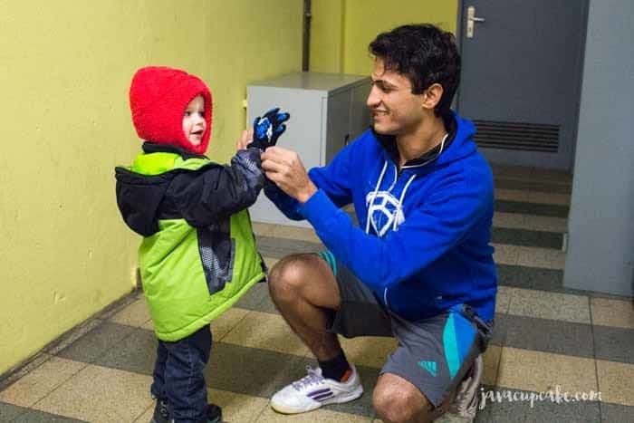 My time with the Refugees in Germany