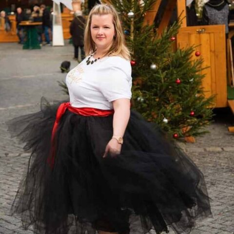 Festive & Fun Holiday Outfit for under $100