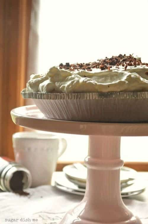 Mocha Latte Pie Recipe