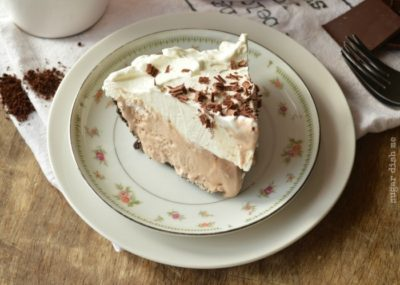 Chocolate Coffee Pie Recipe