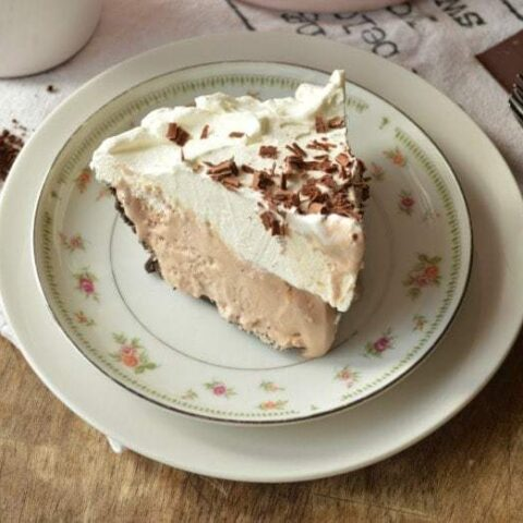 Mocha Latte Pie