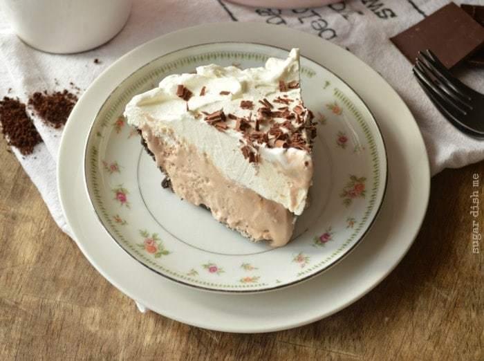 Chocolate Coffee Pie Recipe