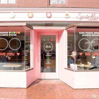 {Review} Sprinkles Cupcakes – Washington, DC