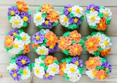 Flower Pot Cupcakes | The JavaCupcake Blog http://javacupcake.com