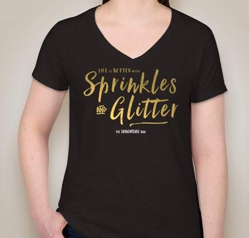 Sprinkles & Glitter Tees