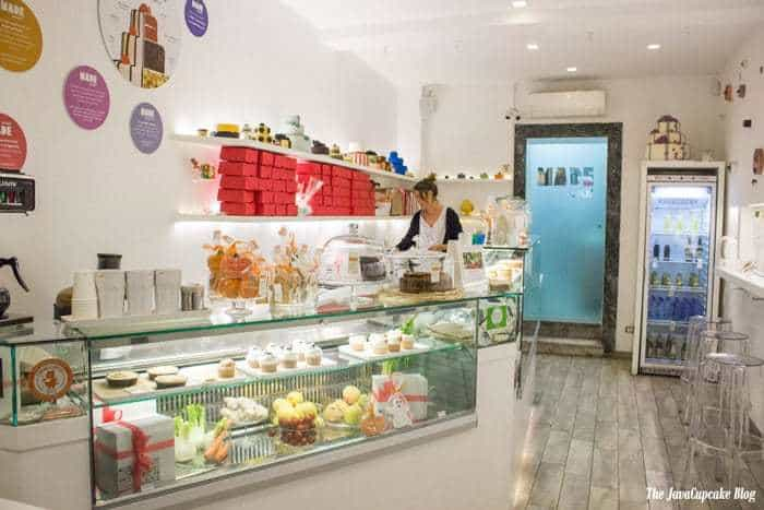 Made Creative Bakery - Rome, Italy | The JavaCupcake Blog - Travel https://javacupcake.com