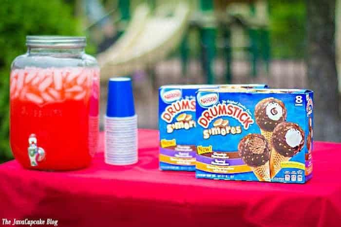 5 Fun Things to do with Grandparents - Nestle Drumstick S'mores & The JavaCupcake Blog | http://javacupcake.com
