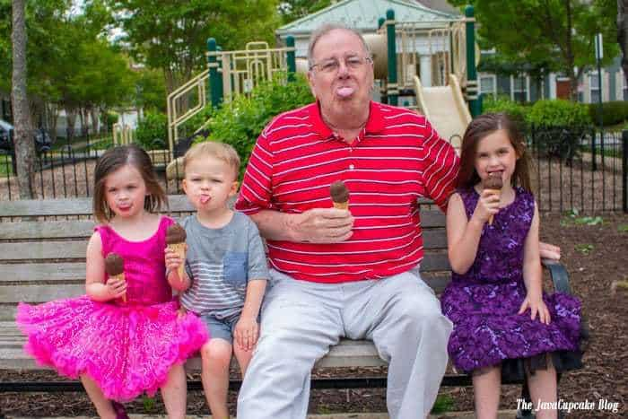 5 Fun Things to do with Grandparents - Nestlé® Drumstick® S'mores & The JavaCupcake Blog | https://javacupcake.com