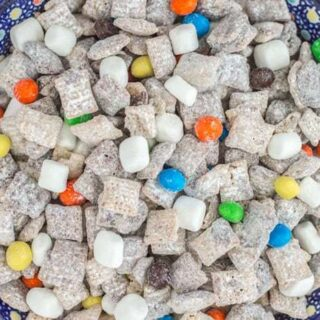 Marshmallow Muddy Buddies