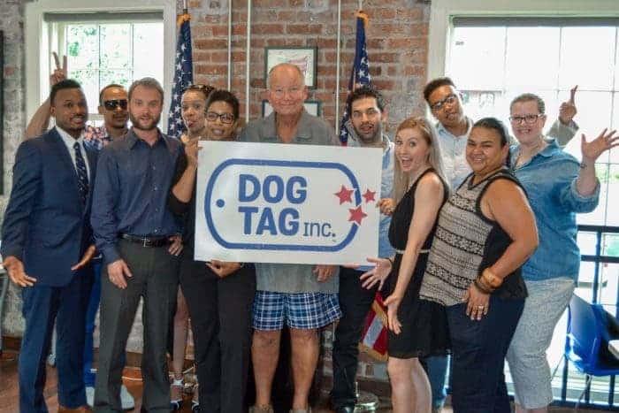 Dog Tag, Inc Fellowship Program – Weeks 3 & 4