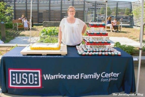 US Army Birthday Cake | The JavaCupcake Blog https://javacupcake.com