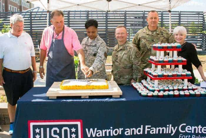 US Army Birthday Cake | The JavaCupcake Blog https://javacupcake.com
