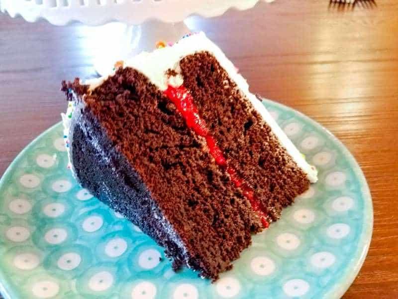 My Favorite Birthday Cake JavaCupcake - Favorite birthday cake