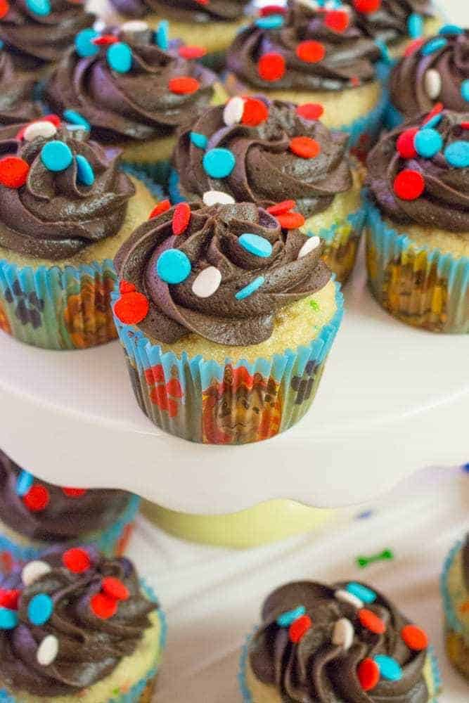 Paw Patrol Party | The JavaCupcake Blog http://javacupcake.com