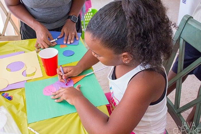 Back to School Ice Cream Social | The JavaCupcake Blog https://javacupcake.com #sponsored #BlueBunny #Walmart