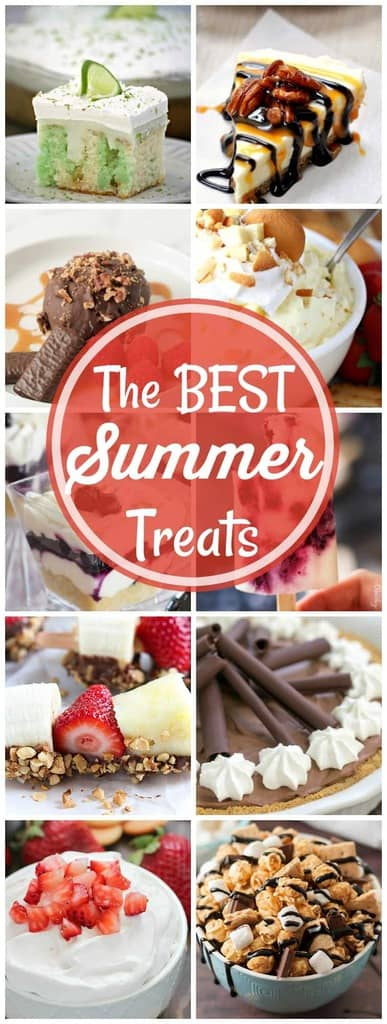 The Best Summer Treats | The JavaCupcake Blog http://javacupcake.com