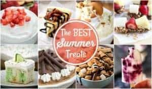 The Best Summer Treats | The JavaCupcake Blog http://javacupcake.com