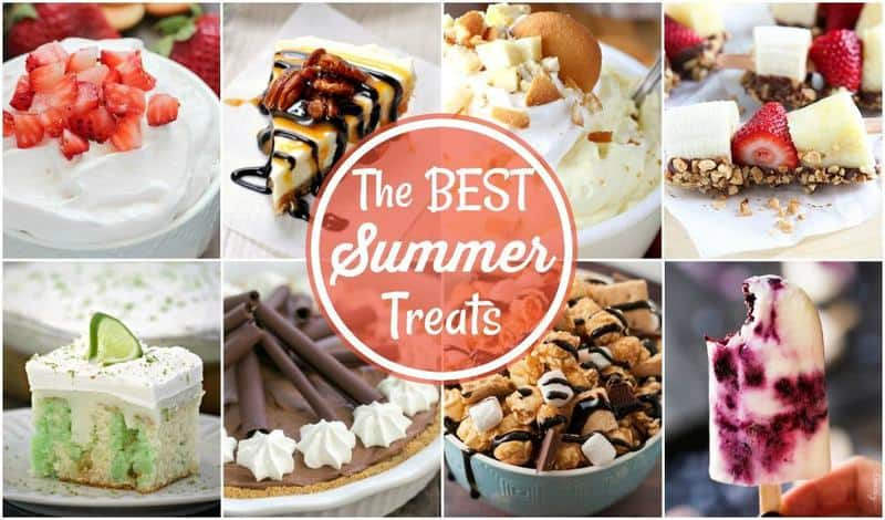 The Best Summer Treats | The JavaCupcake Blog https://javacupcake.com