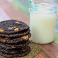 Mini Reese's Chocolate Cookies