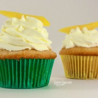 Tres Leches Cupcakes with Fresh Mango
