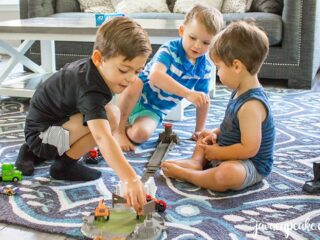 Reward your kids who do their chores by letting them pick out their favorite Disney-Pixar Cars toys at Walmart!   The JavaCupcake Blog https://javacupcake.com #Cars3AtWalmart #ad @Walmart @Mattel