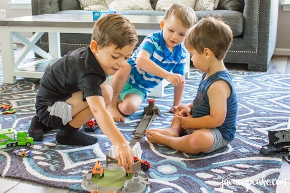 Reward your kids who do their chores by letting them pick out their favorite Disney-Pixar Cars toys at Walmart! | The JavaCupcake Blog https://javacupcake.com #Cars3AtWalmart #ad @Walmart @Mattel