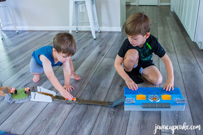 Reward your kids who do their chores by letting them pick out their favorite Disney-Pixar Cars toys at Walmart and a Cars 3 Play Date!! | The JavaCupcake Blog https://javacupcake.com #Cars3AtWalmart #ad @Walmart @Mattel
