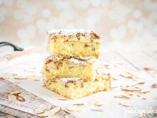 Swedish Visiting Cake Bars   The JavaCupcake Blog https://javacupcake.com #OXO #sponsored