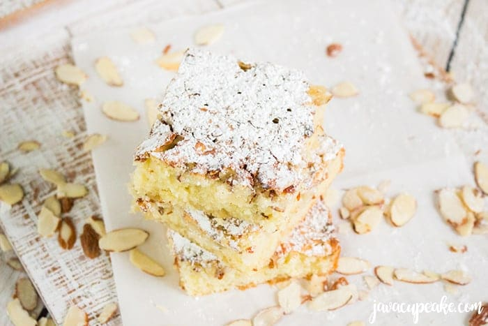 Swedish Visiting Cake Bars | The JavaCupcake Blog https://javacupcake.com #OXO #sponsored