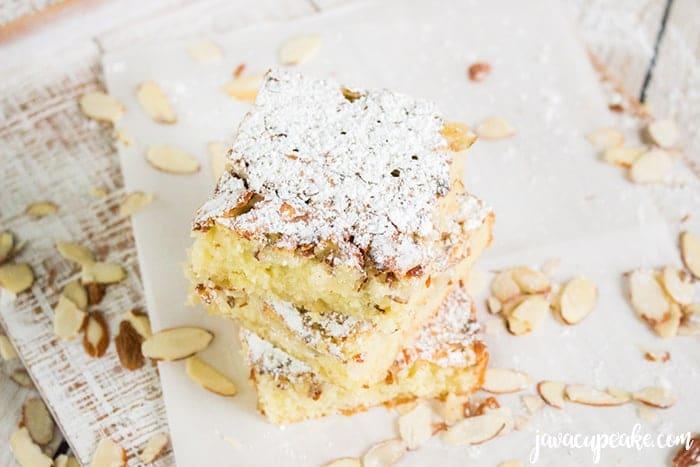 Swedish Visiting Cake Bars | The JavaCupcake Blog https://javacupcake.com #OXO #sponsored