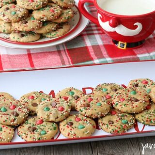 Easy Holiday Chocolate Chip Cookies