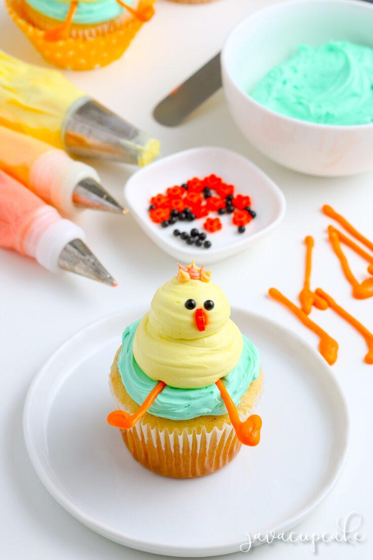 Easter Cupcakes | The JavaCupcake Blog