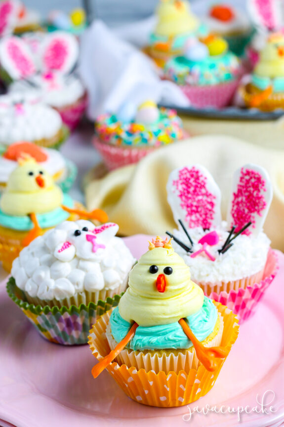 Easter Cupcakes | The JavaCupcake Blog